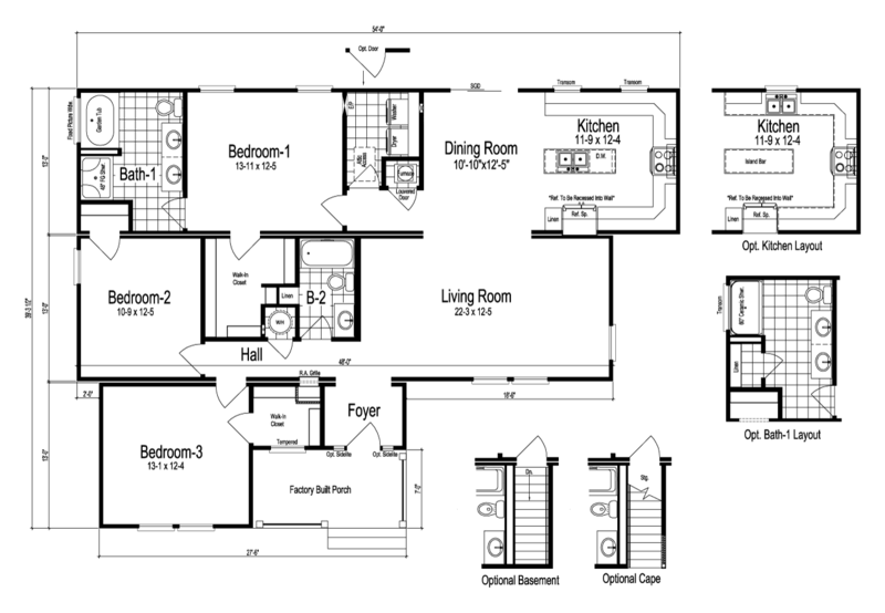 In Stock Models Oasis Homes Manufactured Homes Mobile Homes Modular Homes Augusta Ga Oasis Factory Bu Modular Homes Floor Plans Factory Built Homes