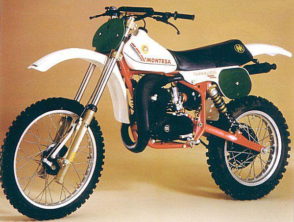 Southwest Montesa Model Gallery Motocross Bikes Vintage Motocross Vintage Bikes