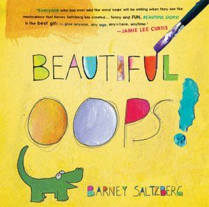 Beautiful Oops! --  finding good in your mistakes