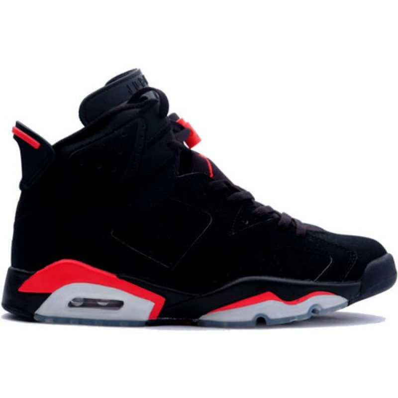 buy popular 962a8 299d2 Jordan 6 Retro Black Deep Infra Red - Nike Air Jordan 6 (VI) Retro Black    Deep Infrared, Price   67.85 - Jordan Shoes - Michael Jordan Shoes - Air  Jordans ...