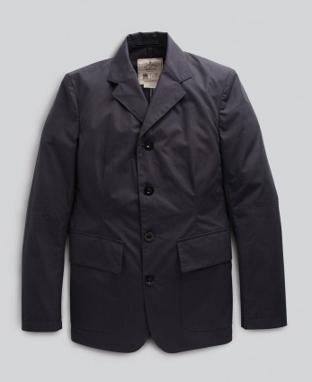 "61a5c8454 Combat Blazer - Charcoal Ventile® ""An Officer and a Gentleman ..."