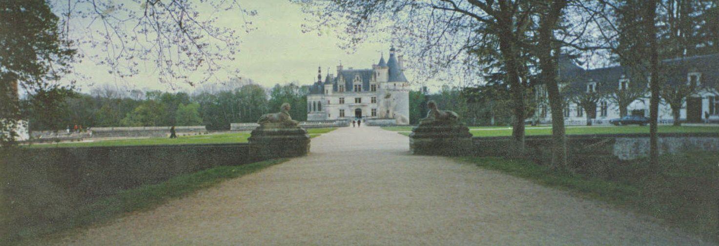 Loire Valley, France; Chenensou Castle