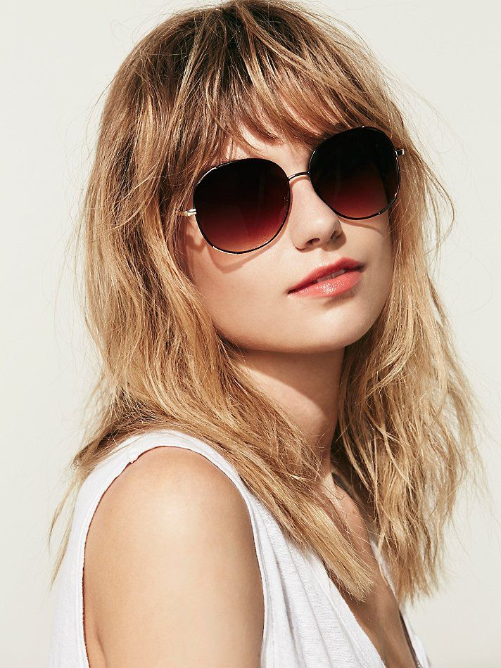 89bbd4f78f4eb Free People Marnie Sunglasses at Free People Clothing Boutique ...