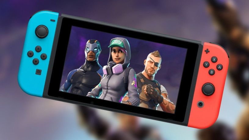Fortnite will not require a Nintendo Switch Online