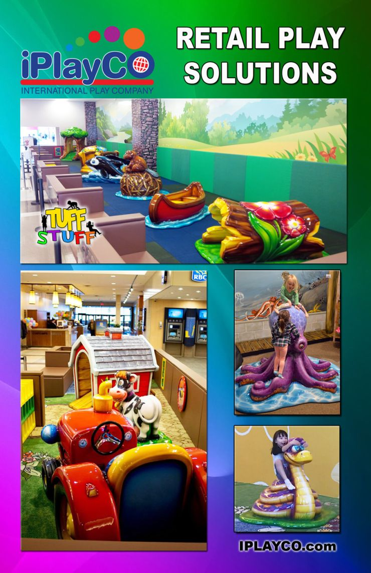Commercial Indoor Playground Equipment - Soft Toddler Play ...