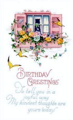 Pin By Antoinette On Happy Birthday To You Pinterest Happy Birthday