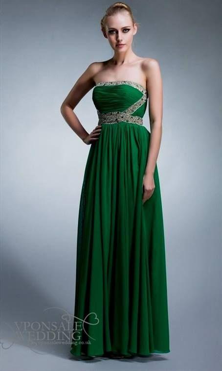 emerald green chiffon bridesmaid dresses 2016 » My Dresses Reviews ... 7719efd5c014