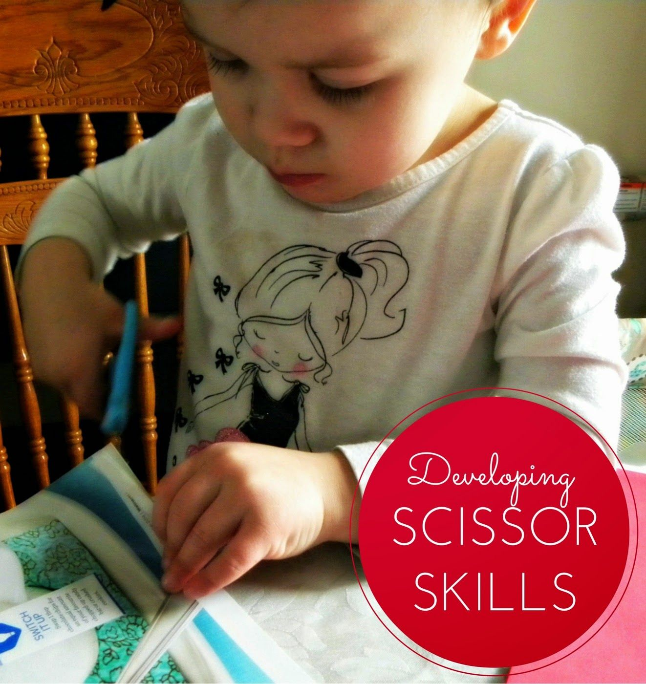 The Grace Filled Home Simple Scissor Skills Activities