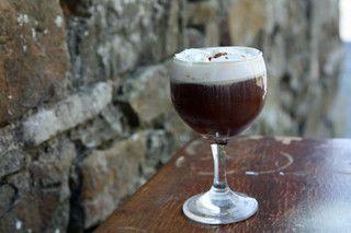 Irish coffee by David Lebovitz, via Flickr