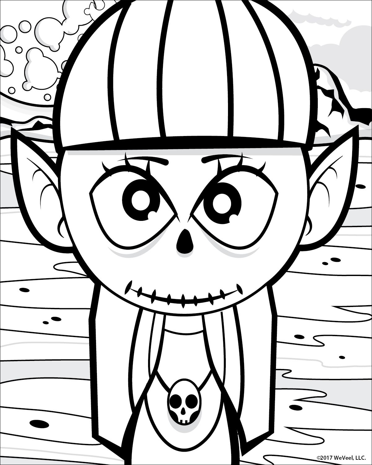 20++ Printable cute monster coloring pages ideas