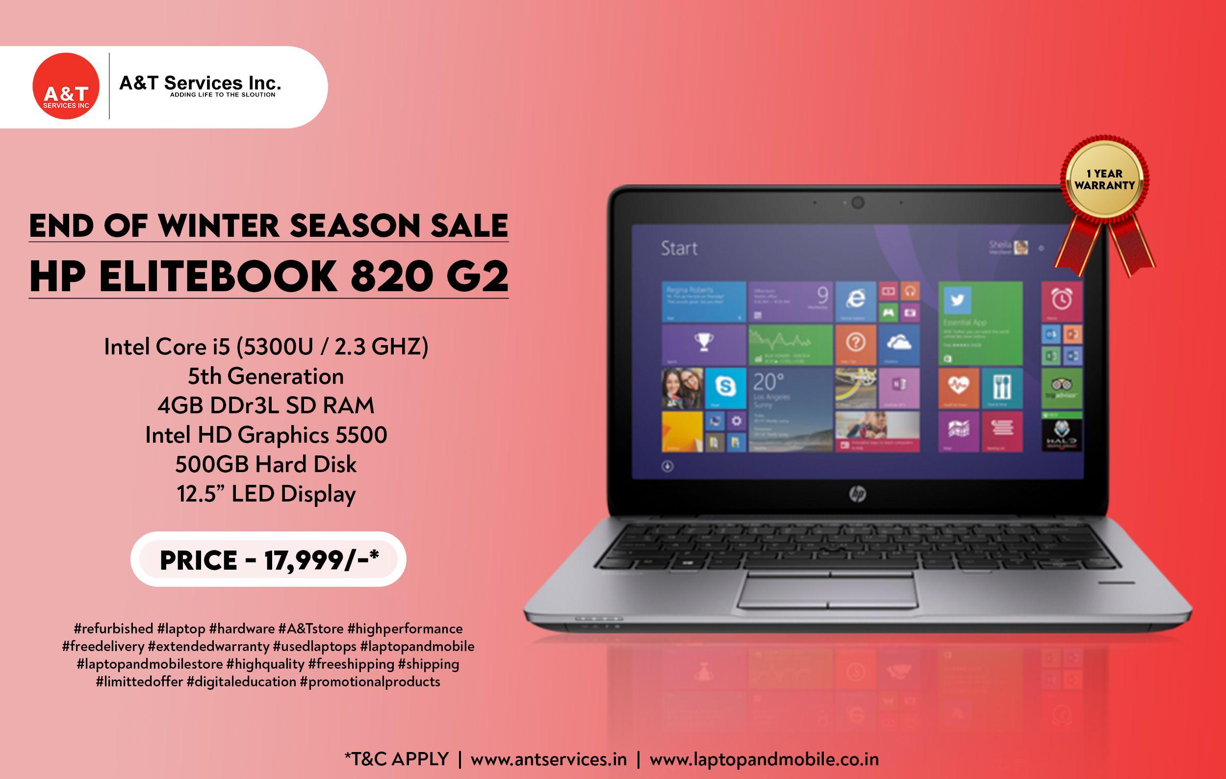 Hp Elitebook 820 G2 I5 Renewed In 2020 Used Laptops Refurbished Laptops Hp Elitebook
