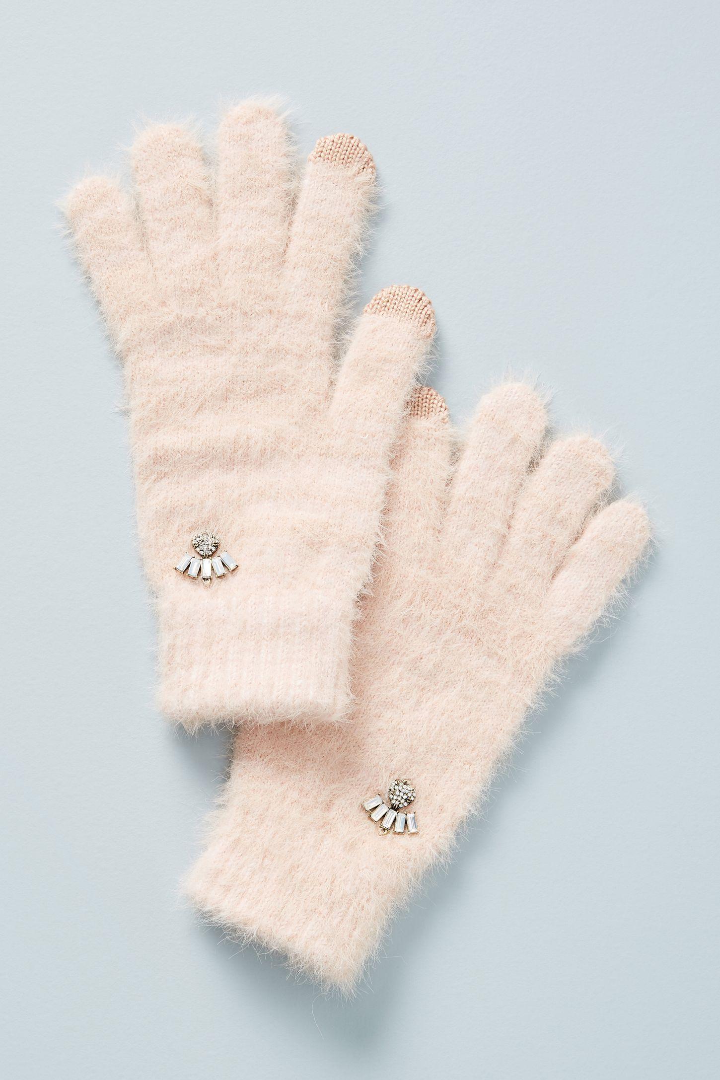 378215f9e66 Edan Eyelash Gloves