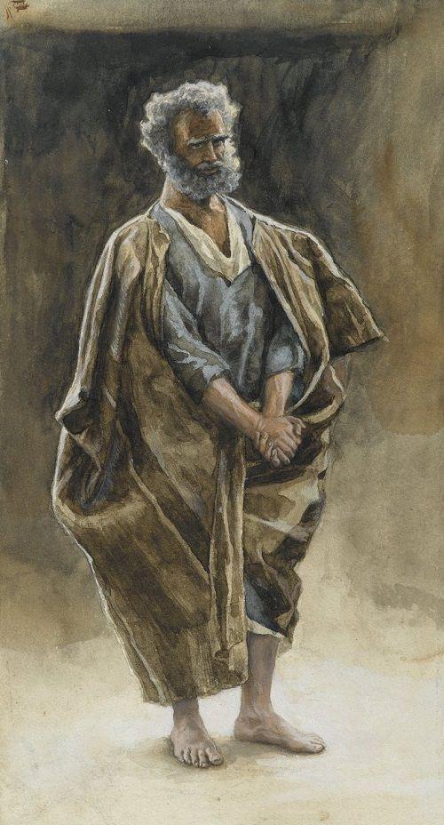 James Tissot - Saint Pierre