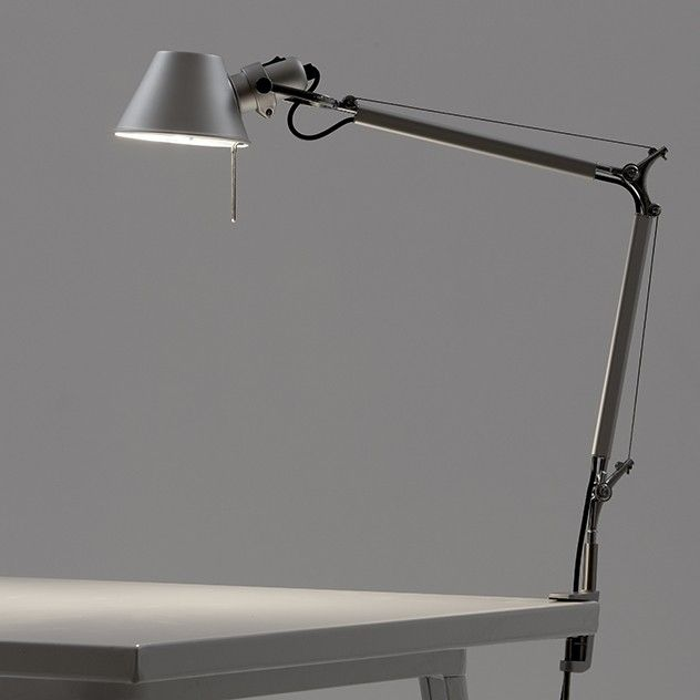 Equipoise Desk Lamp With Clamp Desk And Table Lights Lighting Products Desk Lamp Lamp Light Table