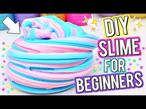 Diy cotton candy fluffy slime how to make slime for beginners diy cotton candy fluffy slime how to make slime for beginners youtube ccuart Images