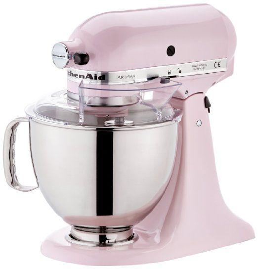 PinkKitchen Kitchenaid KSM150PSEPK Artisan, pink Rosa-Rote - kitchenaid küchenmaschine rot