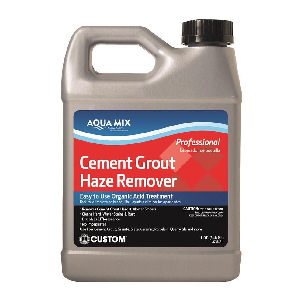 Custom Building Products Aqua Mix 1 Qt. Cement Grout Haze
