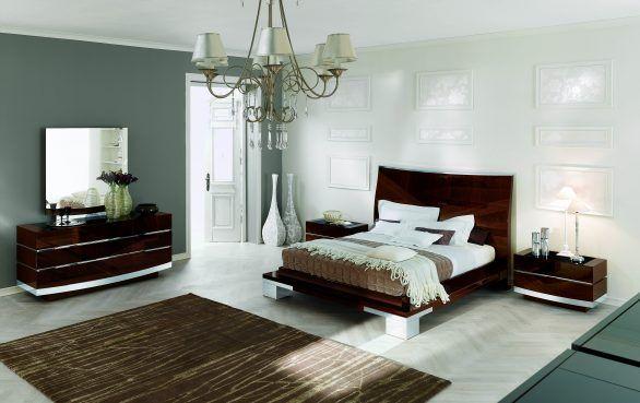 Alf Italia Garda Italian Made Furniture Contemporary Bedroom