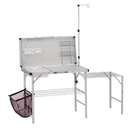 coleman pack away deluxe camp kitchen 2000020275 products rh pinterest co uk