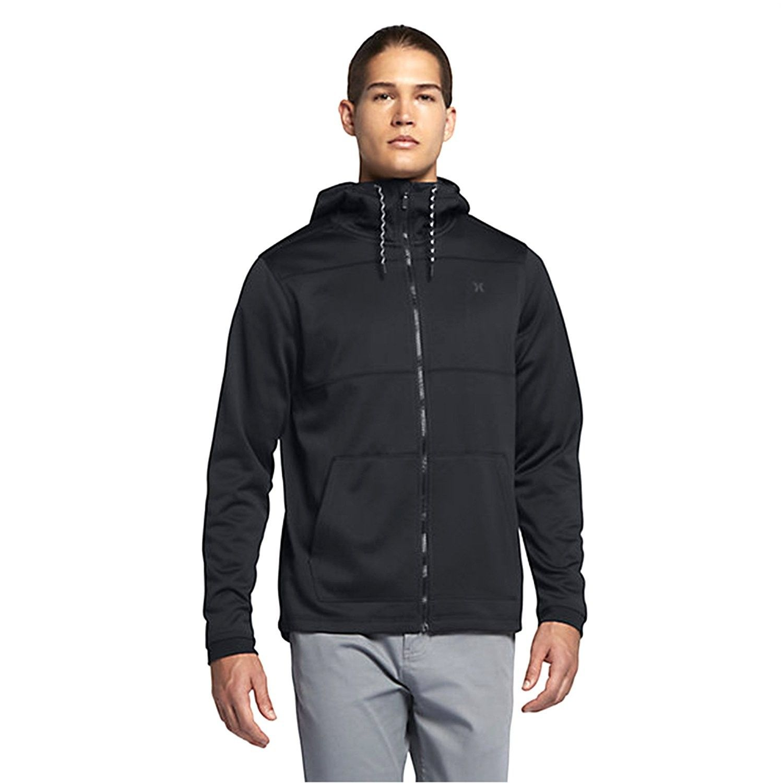 Hurley MFT0007540 Mens Therma Protect Zip Fleece Hoodie