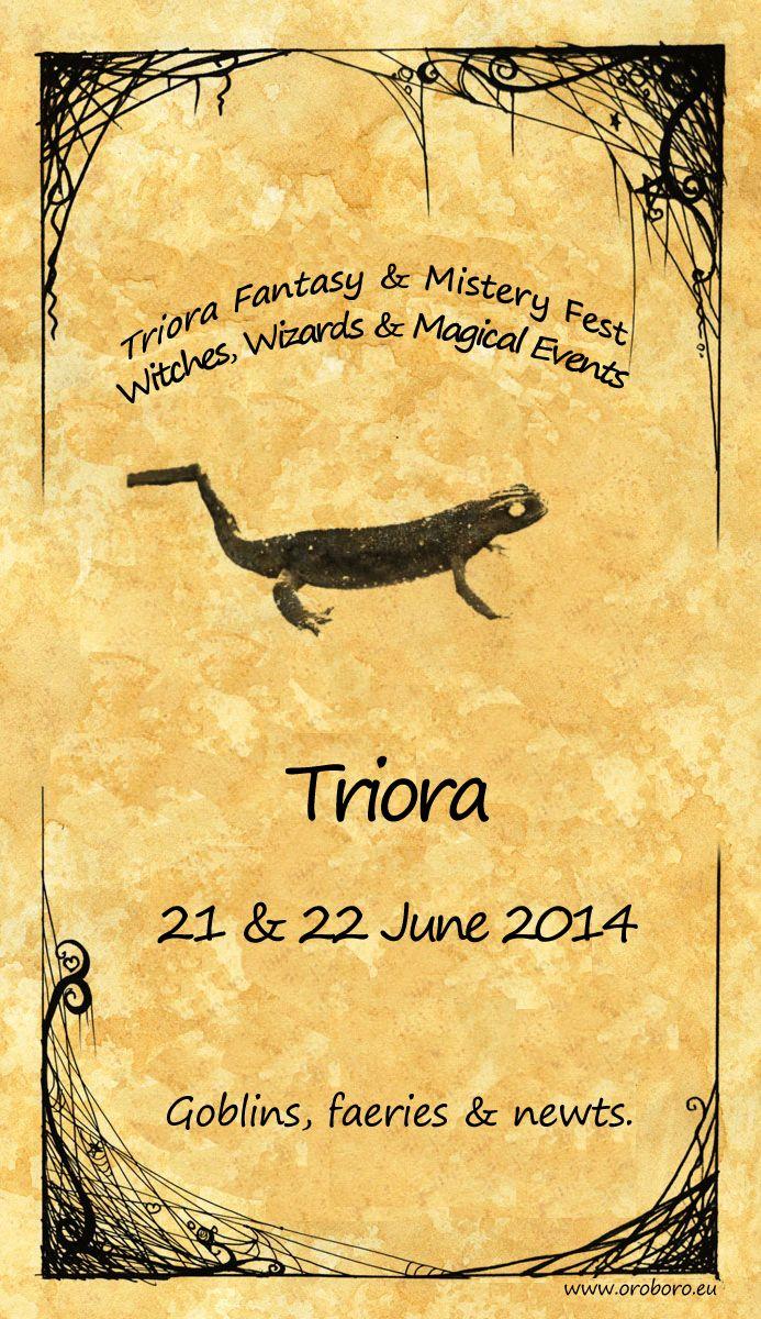 Triora Fantasy Mistery Fest 21&22 June 2014 Summer Solstice in Triora,Italy