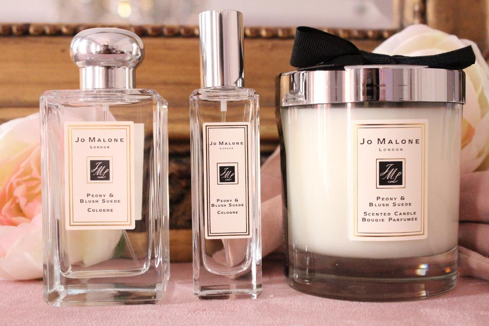 Luscious Scents Peony And Blush Suede From Jo Malone London