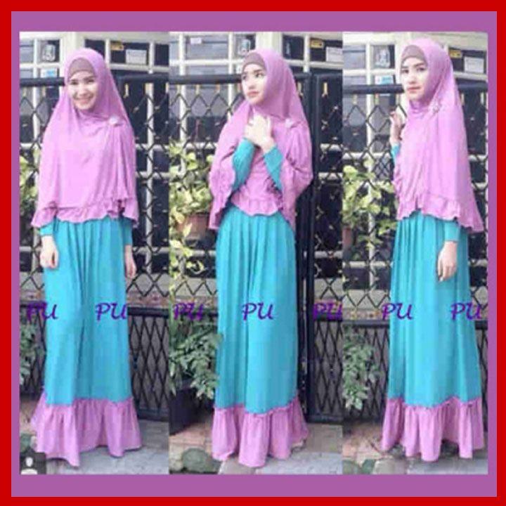 Baju Muslim Pesta Modern