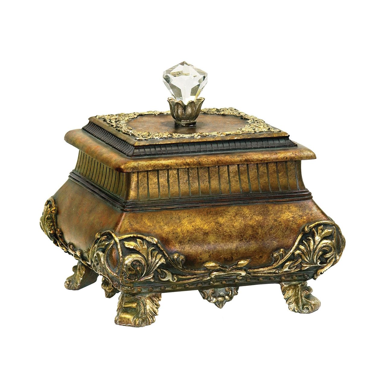 Wilton Keepsake Box   Premier Home Decor