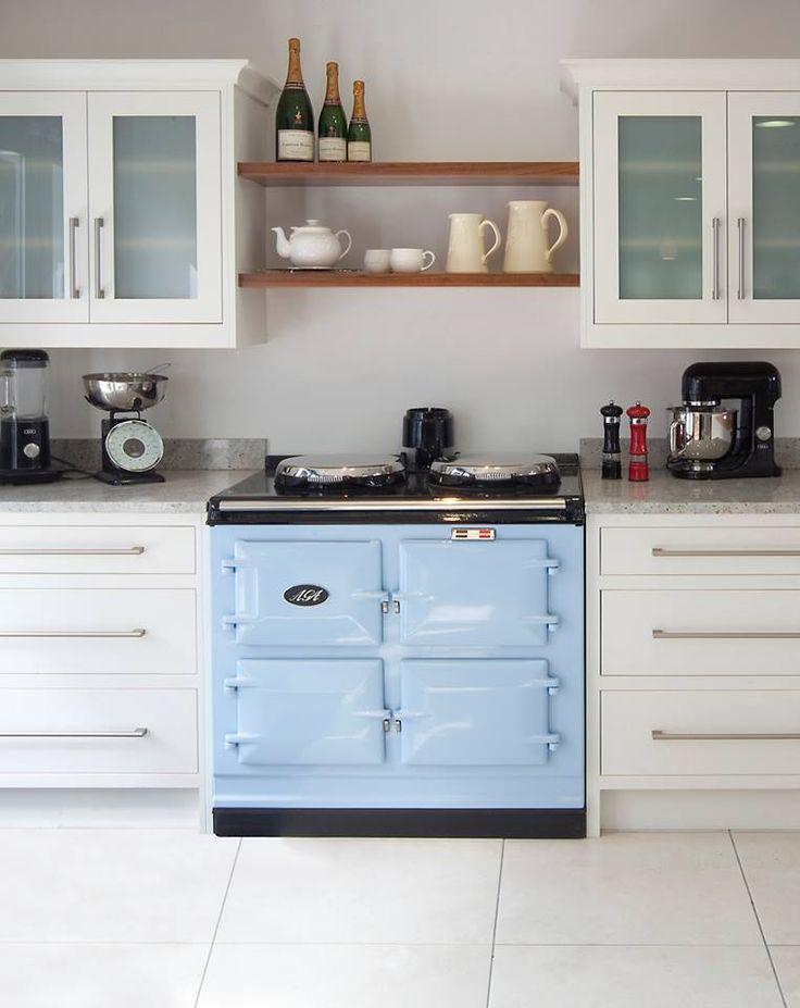 Pin by Kristin Bennett on Great Kitchens Aga, Aga cooker, Kitchen