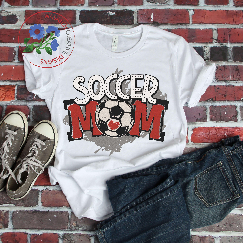 Soccer Mom Sublimation Design Digital Download | Sublime ...