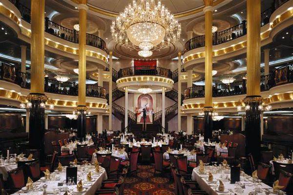 Main Dining Room On The Navigator Of Seas