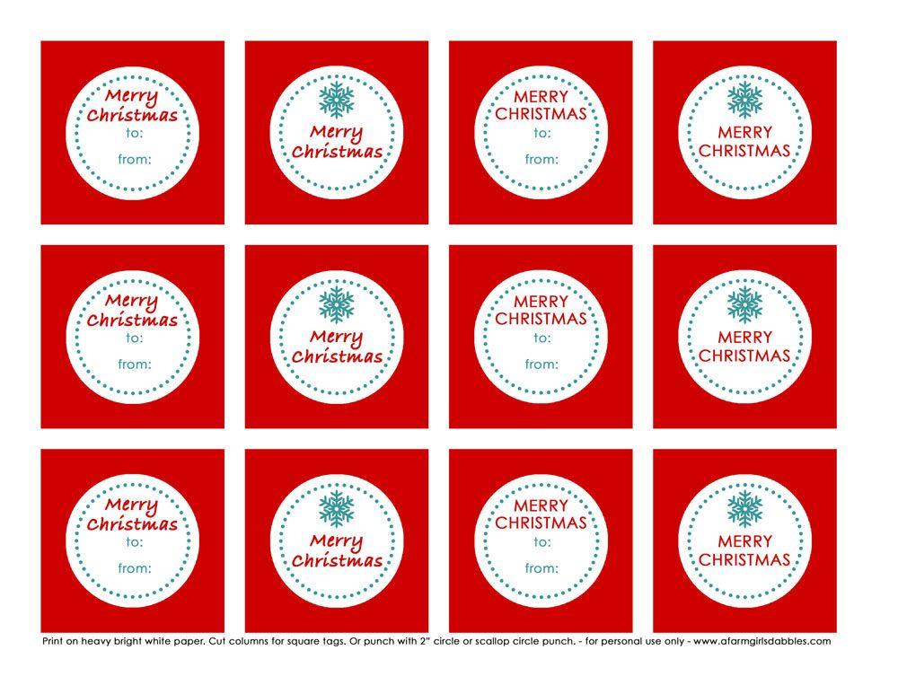 printable tags | Letters +etiketten | Pinterest