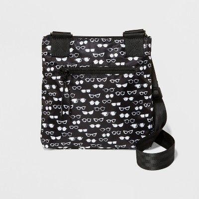 99623885ca Borsani Nylon Crossbody Bag