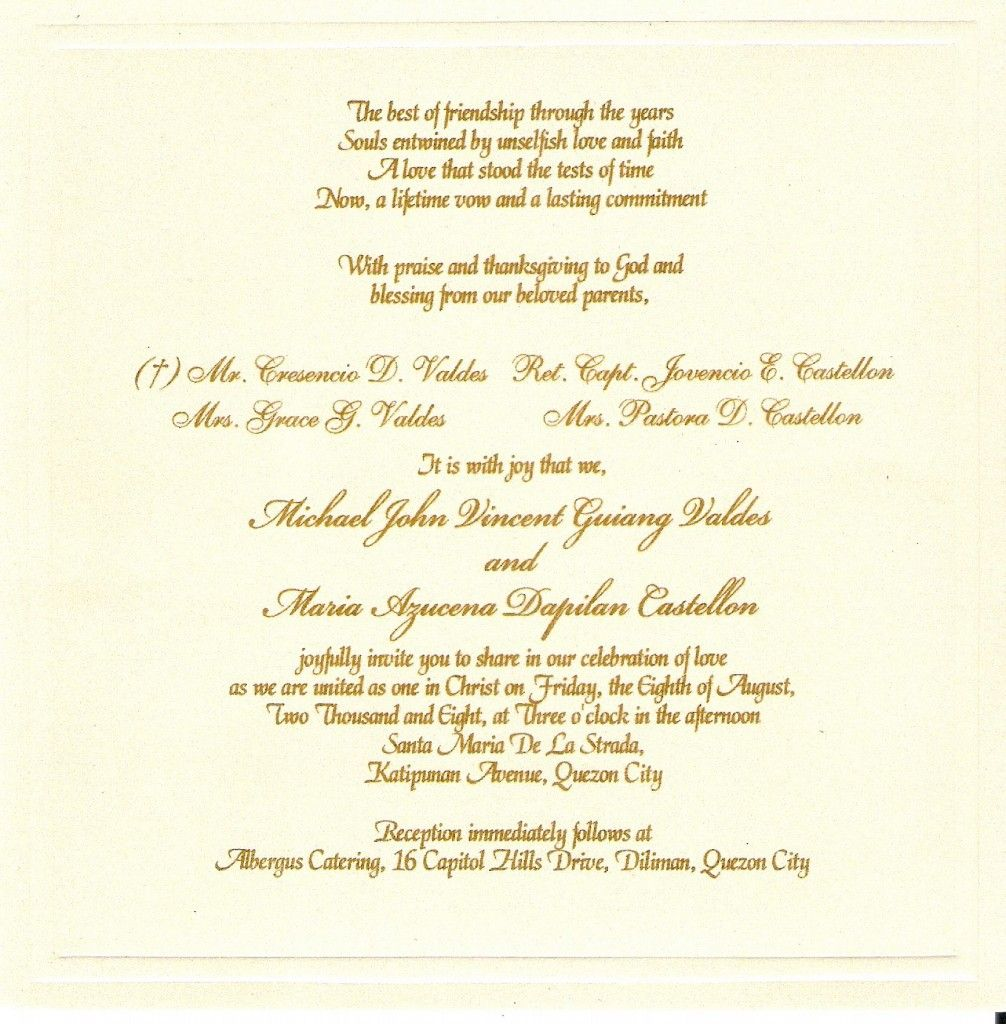 Seasonal Party Invitations Appealing White And Golden Theme Formal – Formal Party Invitation Sample