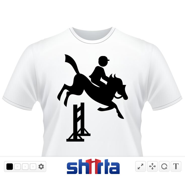 Sports Themed Designs - equestrian