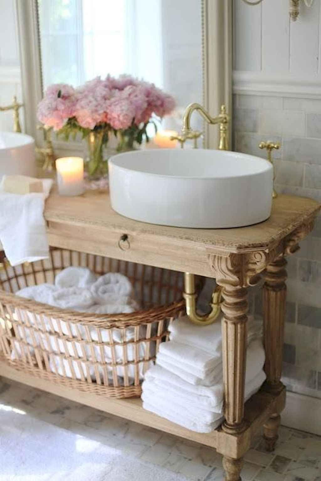 55 Franzosisch Land Stil Badezimmer Design Ideen Country Bathroom Designs French Cottage Bathroom Country Style Bathrooms