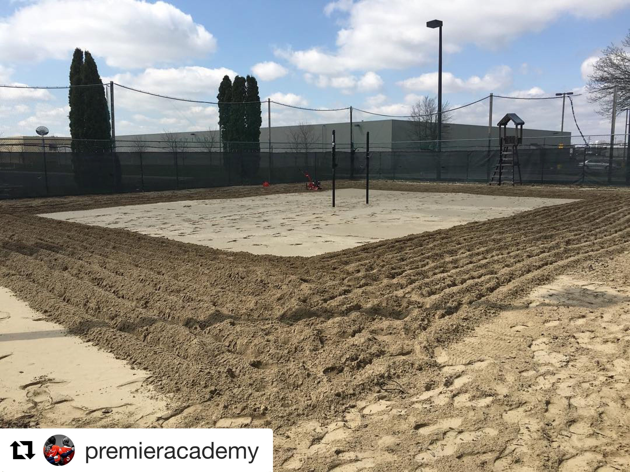 Premier Academy In Ohio Beach Volleyball Equipment Beach Volleyball Volleyball Equipment Beach