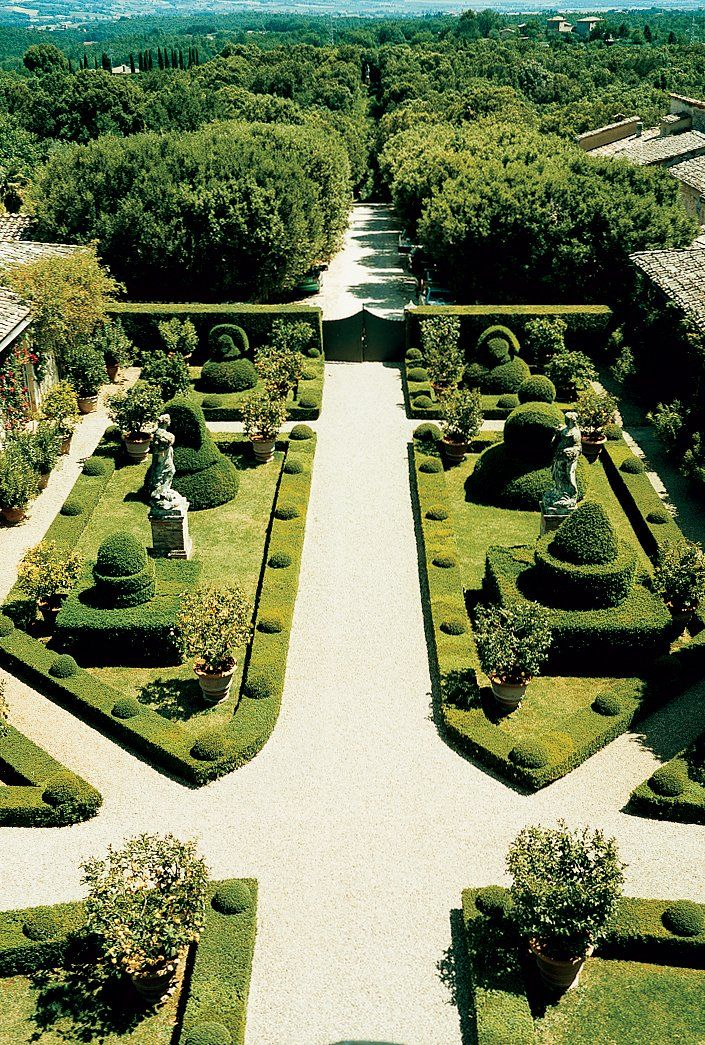 Names Of Gardens In The World