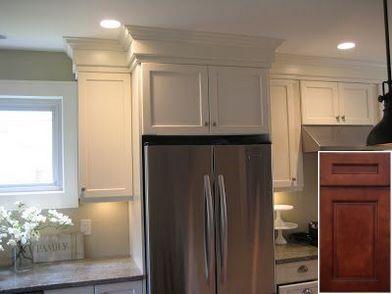 Offering the best - honey oak cabinets black appliances. # ...