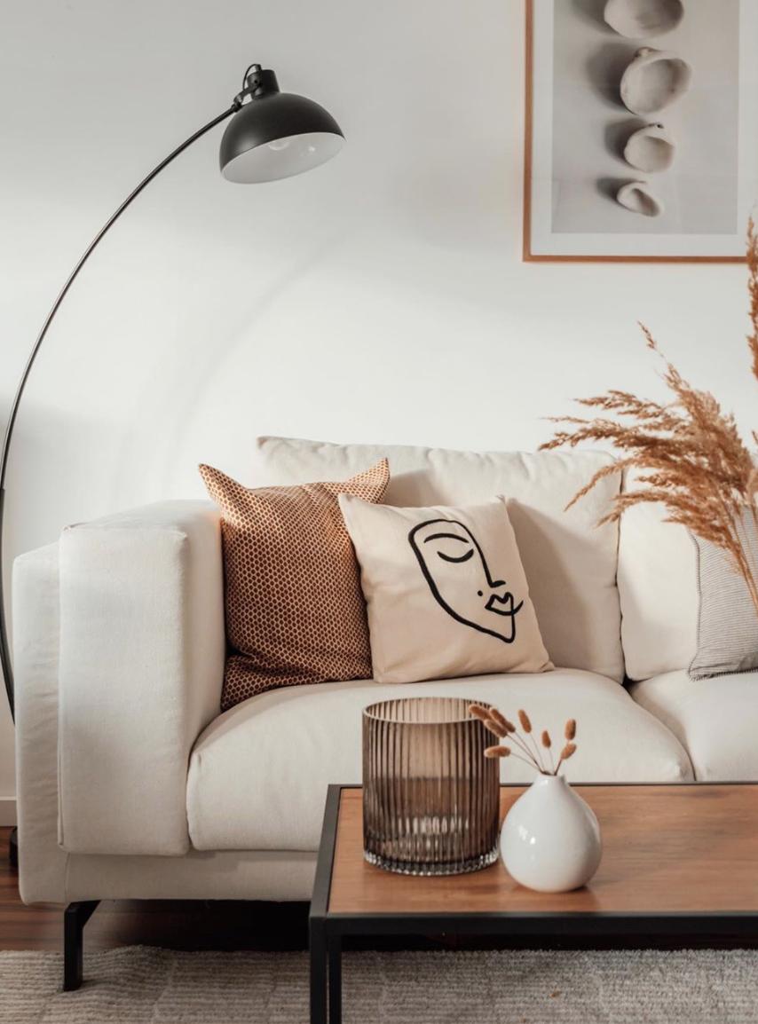 Déco : Un salon cocooning à petit prix en 16  Deco petit prix