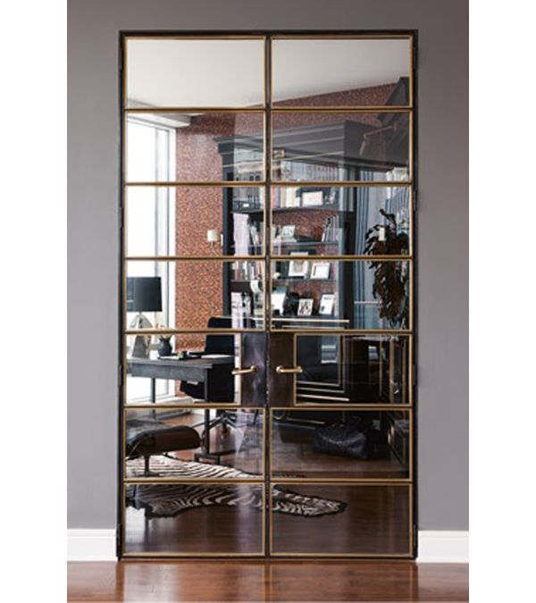 Amazing Mirrored Doors!! D BLOG | A Design Blog For Lovers Of All Things