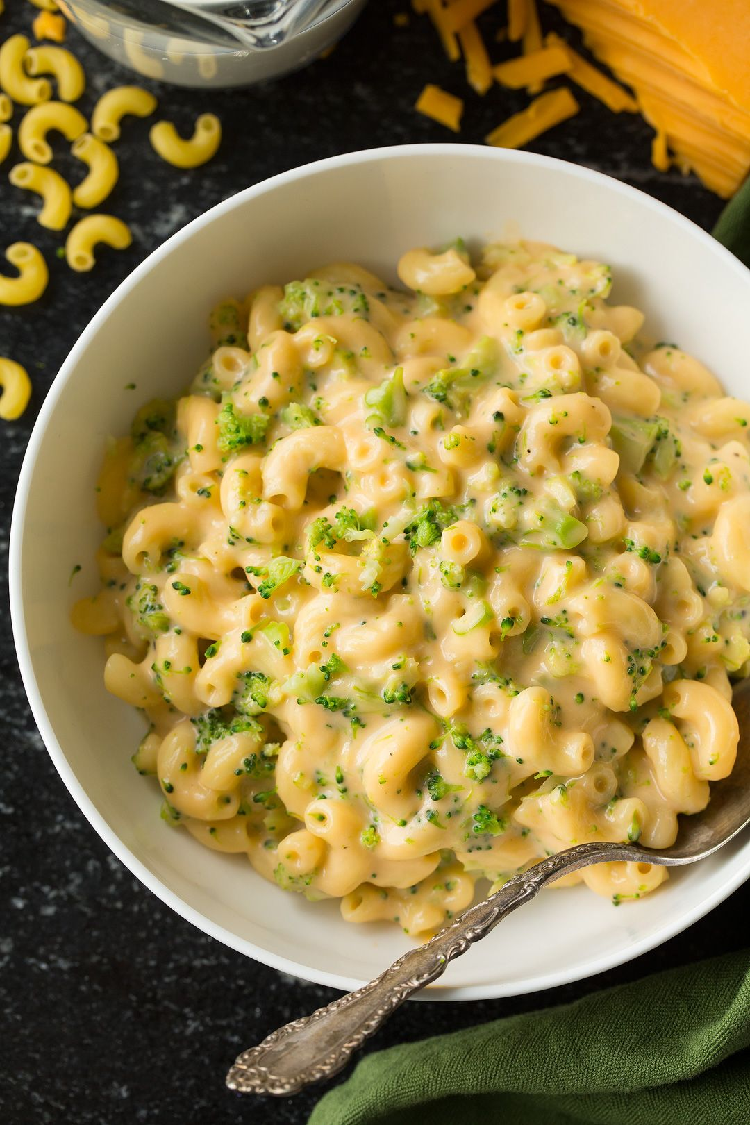 Broccoli Mac and Cheese (Easy Stovetop Recipe) - Cooking Classy