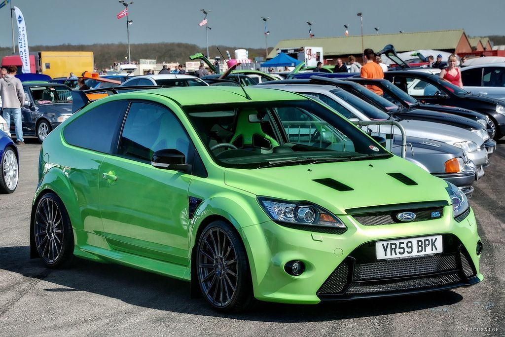 Ford Focus Rs Mk2 Auto Motos