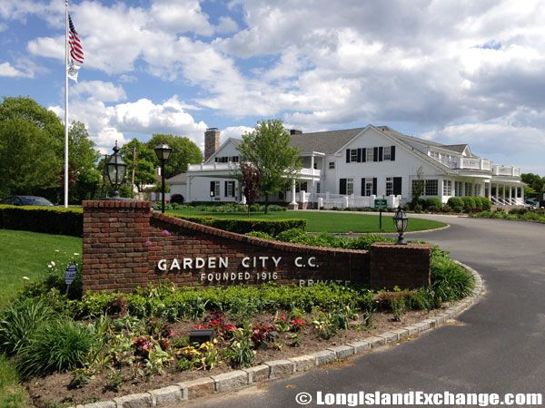 Garden City Country Club With Images Garden City Long Island