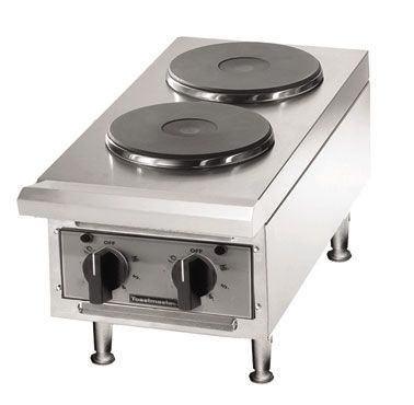 Toastmaster Hot Plate Counter Top Electric 2 9 Solid Round Heating Element Open Burner Tmhpf Hot Countertop