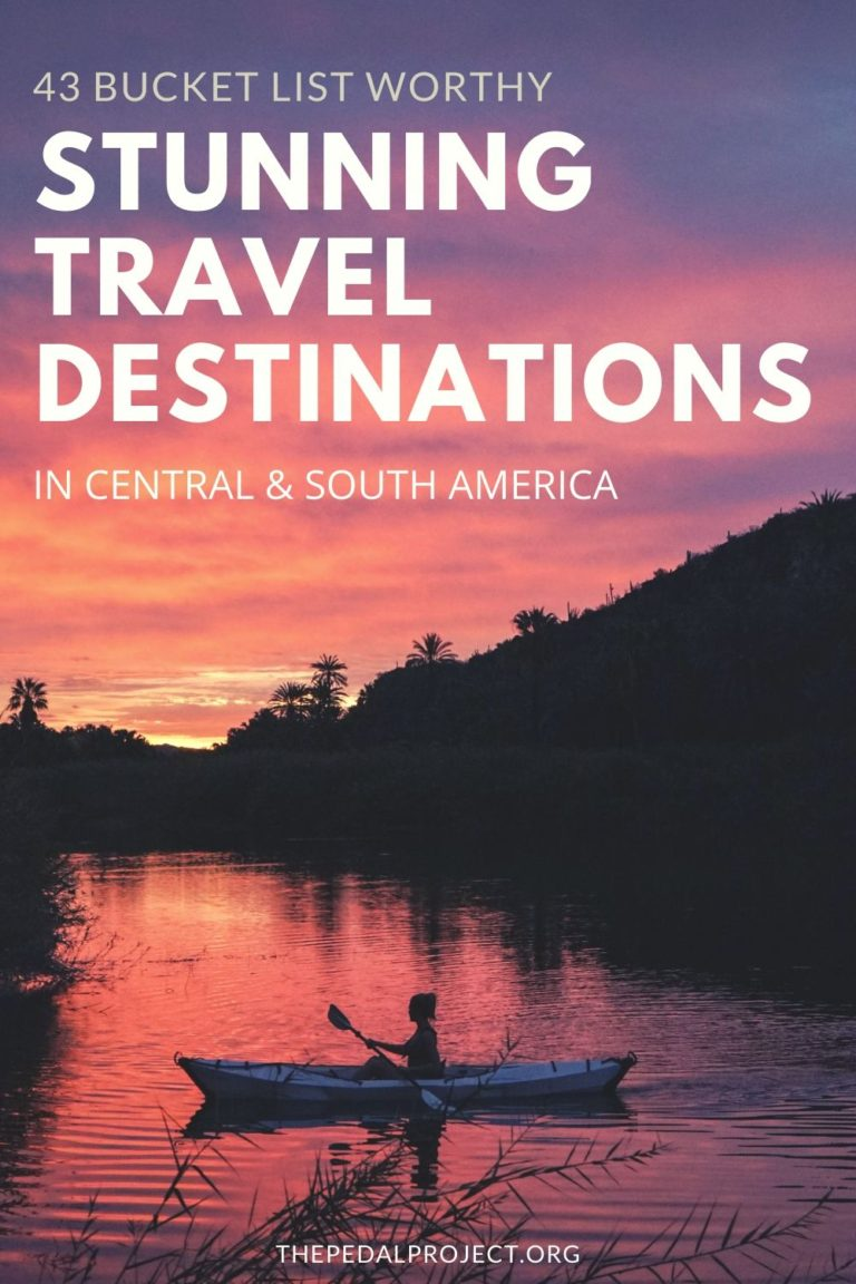 43 Stunning Photos of Travel Destinations in Latin America | The Pedal Project