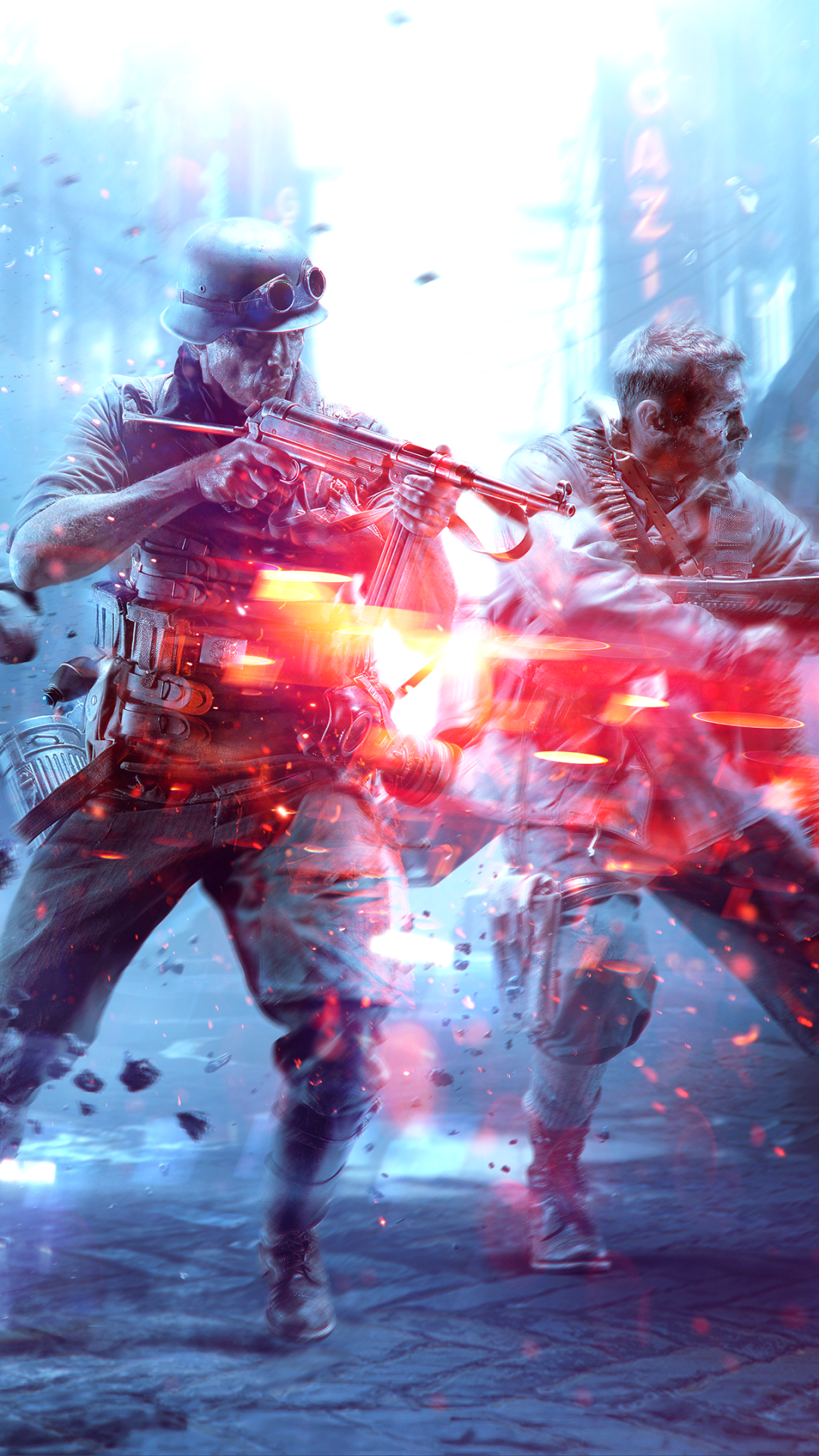 Video Game / Battlefield V (1080x1920) Mobile Wallpaper