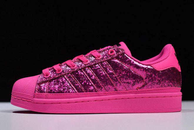 adidas Originals Stan Smith W Shock PinkPurple BD8058 in
