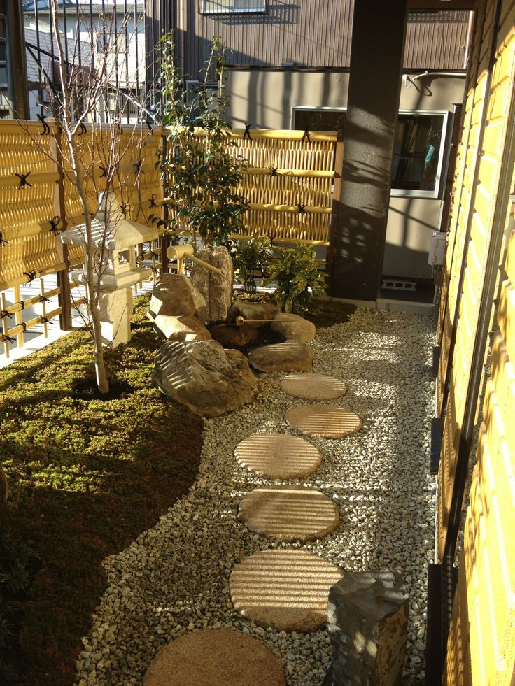 Small Japanese Gardens | robyne batson 13 weeks ago small space ...
