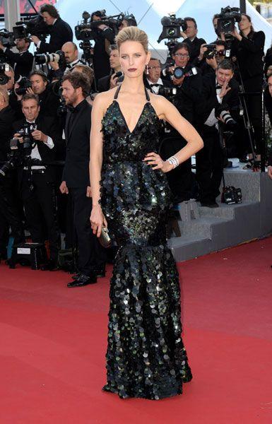 23/5/12 Karolina Kurkova in Roberto Cavalli at #Cannes 12 ...